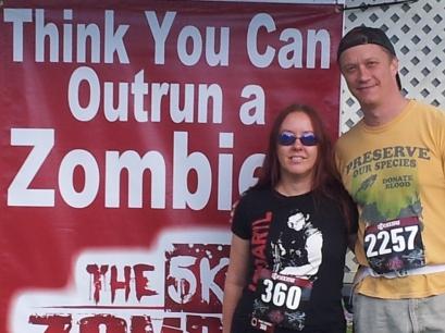 Zombie 5K 2013