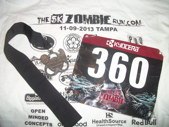 Zombie Bling 2013
