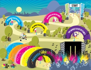 TheColorRunInfographic