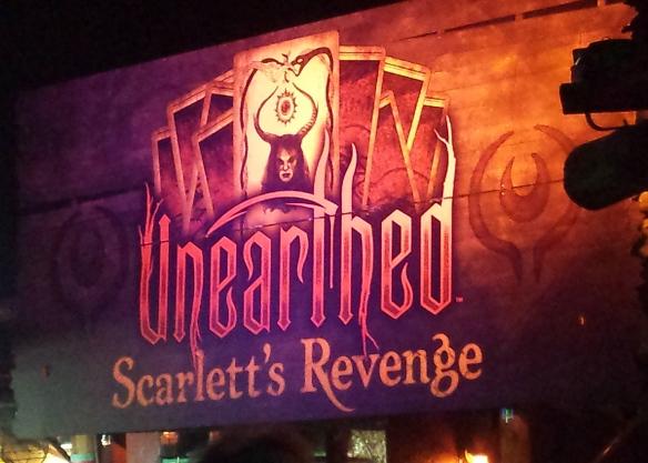 Scarlett's Revenge